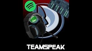TS im Stream muten mit Voicemeter Banana und Musik nur für Zuschauer hörbar machen!