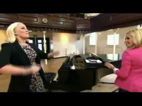 Claire Richards - Popstar to Operastar (First Performance)