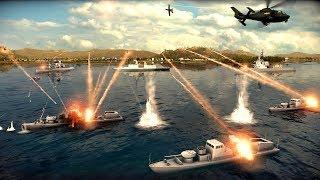BREAKING: NAVAL INVASION OF CHINA BEGINS | Wargame: Red Dragon Gameplay