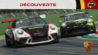 Découverte #99 : Les Porsche sont là ! (Raceroom) [2K]