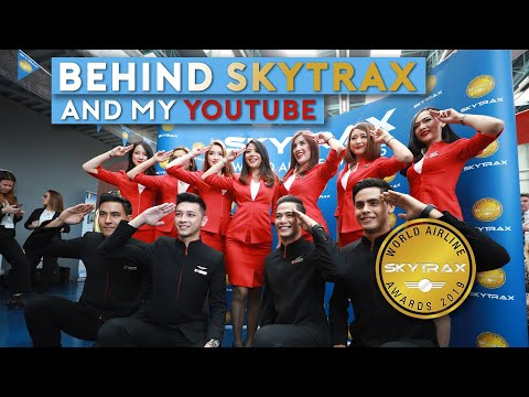 Behind Skytrax and my Youtube: We Need To Talk