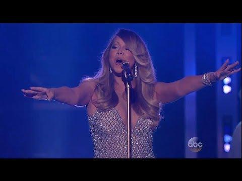 Mariah Carey Vision Of Love / Infinity Live at Billboard Music Awards