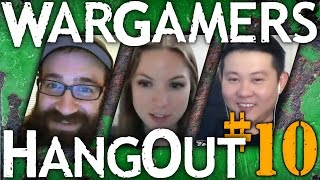 Wargamers Hangout 10: Role playing games anyone?