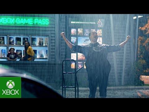 Новая реклама Xbox Game Pass в честь появления Forza Horizon 4