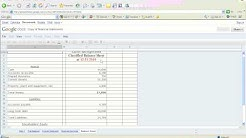 Preparing Financial Statements with free downloadable study guide