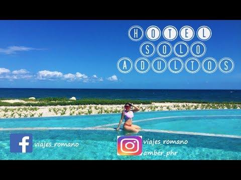 Hotel SOLO para Adultos Riviera Maya   TRS Yucatán