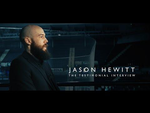Jason Hewitt - The Testimonial Interview