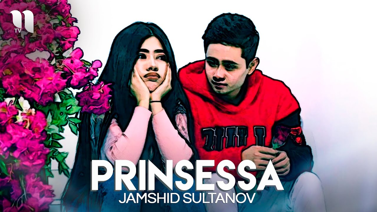 Jamshid Sultanov - Prinsessa (Official Music Video)