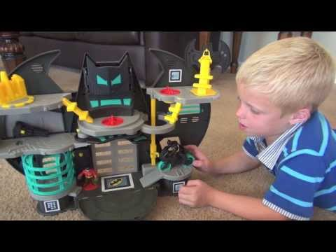 BG Review: Fisher Price Imaginext DC Superfriends Batcave