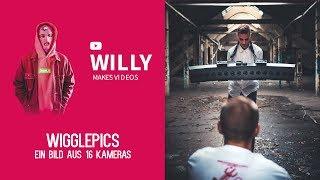 """Wie macht man eigentlich diese """"Wackelbilder""""? - Willy trifft Mr. Wiggle Pics zum Q&A"""