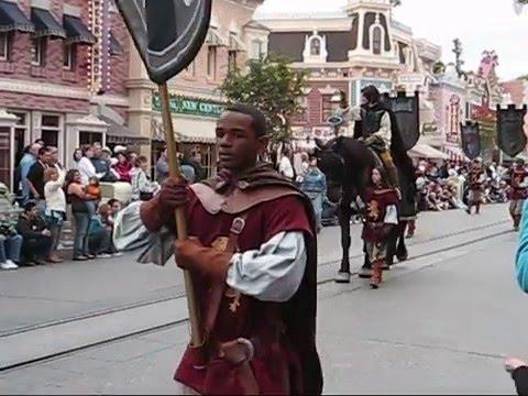 Prince Caspian Pre Parade