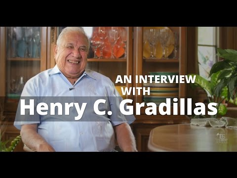 Interview with master educator Henry C. Gradillas