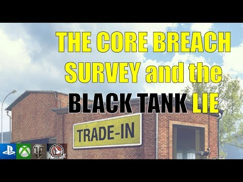 Surveys and deceits - World of Tanks Console