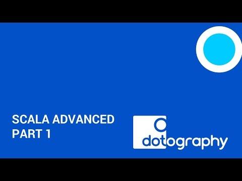 Bangkok Digital Learning Centre: Scala Advanced Part 1