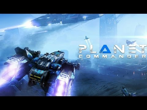 Planet Commander Android GamePlay (By Cube Software)