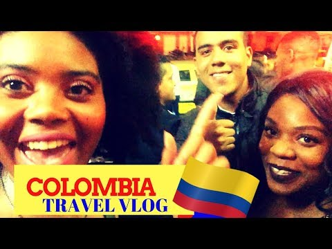 COLOMBIA TRAVEL: BLACK COLOMBIANS IN CALI?! | BLACK IN COLOMBIA | Ambie Gonzalez TV| Chanelle Adams