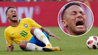 Why does Neymar always dive? - Oh My Goal