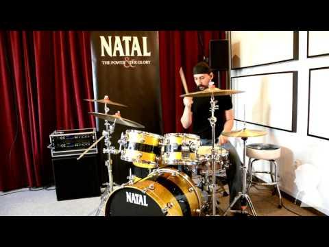 "Natal Café Racer Tulipwood test (Tamás Tóth ""TOmi"")"