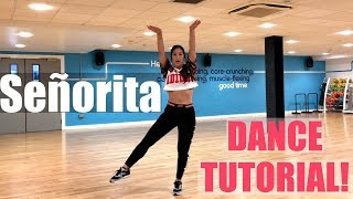 Baixar Señorita Shawn Mendes, Camila Cabello DANCE TUTORIAL 💃Beginner Friendly!