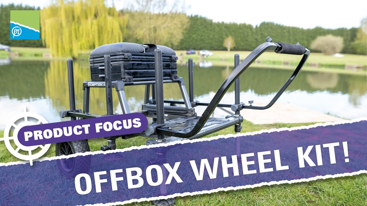 Transportation Made EASY | OffBox Wheel Kit