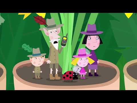 Lucy's Elf And Fairy Party - Ben & Holly's Little Kingdom   WildBrain