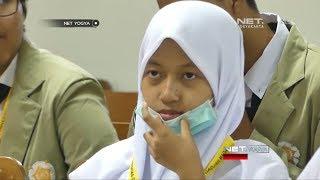 NET YOGYA - Remaja Puteri Berusia 15 Tahun Menjadi Mahasiswi UGM Termuda