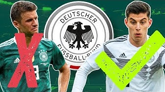 Onefootballs beste Aufstellung der deutschen Nationalmannschaft! Wie sollte Jogi Löw spielen?