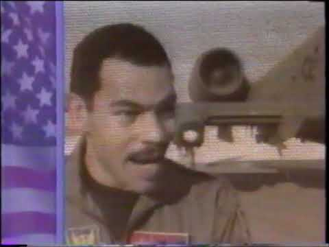 Newscenter 8  - Ohio  - News Commercial  - Persian Gulf War (1991)