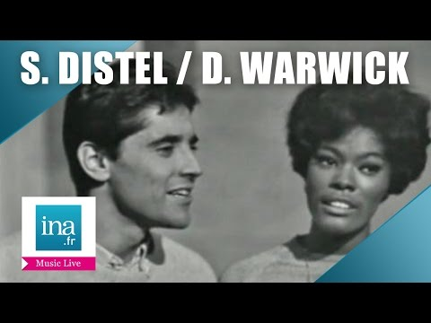 "Sacha Distel et Dionne Warwick ""La fille d'Ipanema"" ""Tristeza"" | Archive INA"