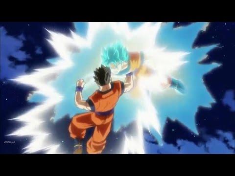 Goku Vs Gohan Amv Liberate  Disturbed