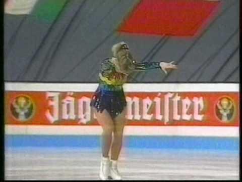 Tonya Harding (USA) - 1991 World Figure Skating Championships, Ladies' Original Program