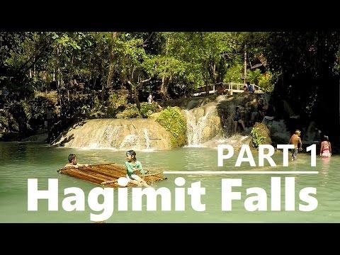Hagimit Falls, Samal Island, Davao Del Norte, Philippines (Part 1)