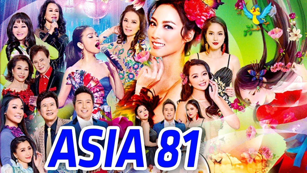 Liveshow Hải Ngoại – Gió Xuân (ASIA 81 Fullshow) | Tuấn Vũ, Hoàng Oanh, Thanh Tuyền