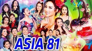 Liveshow Hải Ngoại - Gió Xuân (ASIA 81 Fullshow) | Tuấn Vũ, Hoàng Oanh, Thanh Tuyền
