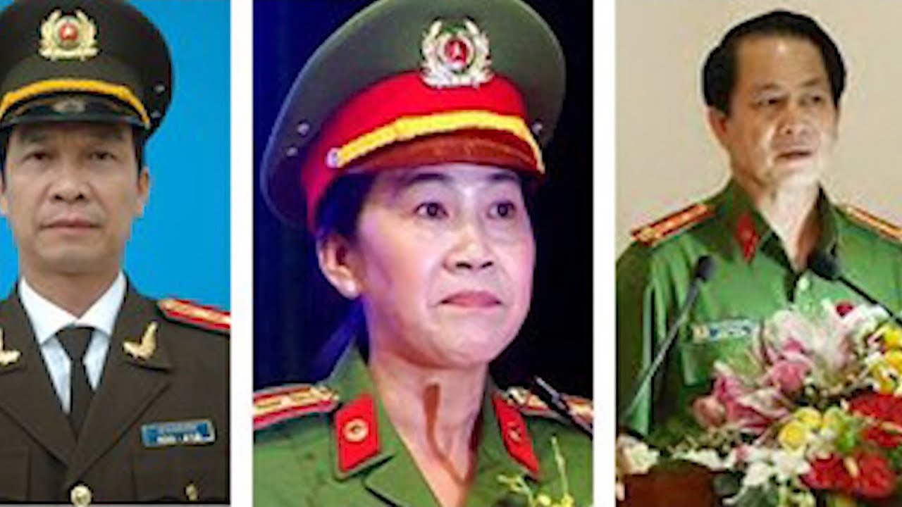 Bộ Công an kỷ luật 3 Phó Giám đốc Công an tỉnh Đồng Nai