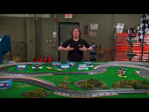 Scalextric Parts Bin on the GearZ with Stacey David Show