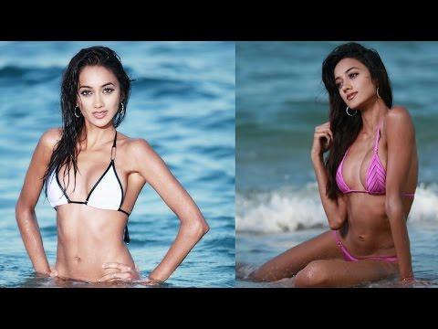 BOLDEST Bikini Photoshoot Of Ramina Ashfaque Miss Earth Pakistan 2017