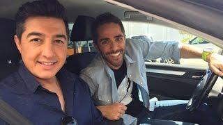 #CARaoke con Juan Valderrama