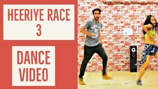 Heeriye Song Dance Choreography Race 3 Salman Khan Jacqueline  ParveshSingh