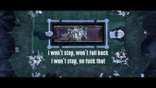 Fight My Regret- The Amity Affliction (Lyrics)