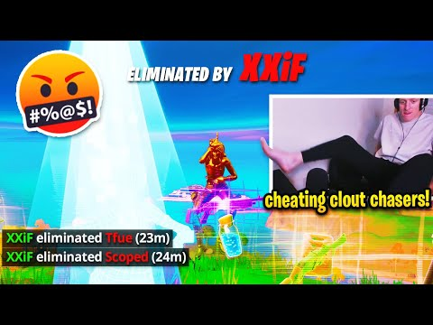 TFUE *LOSES IT* & QUITS STREAMING After STREAM SNIPER Does THIS In TOURNAMENT! (Fortnite Season 2)