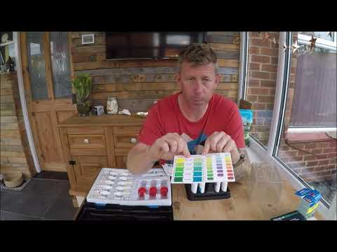 Koi ---HOW TO---  Water Test Kits
