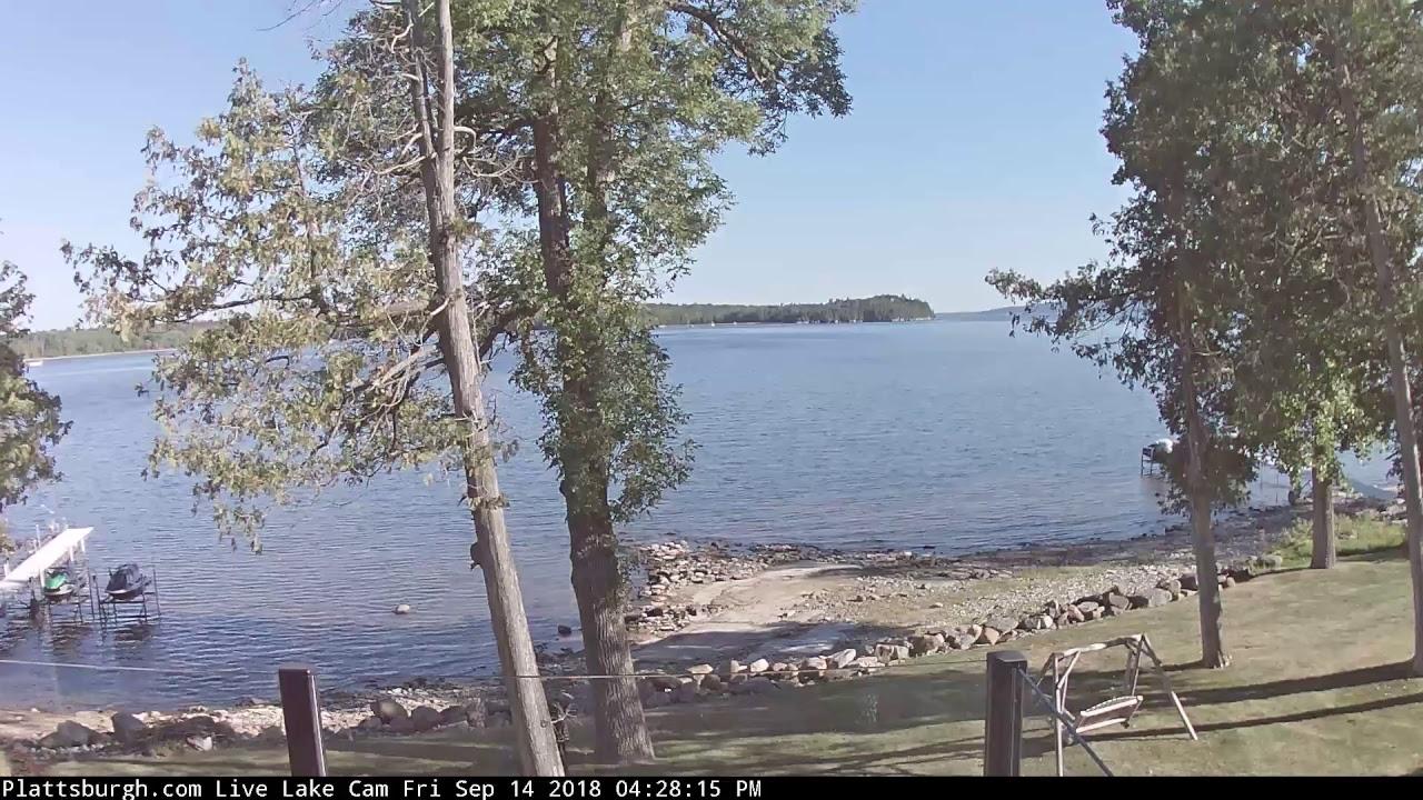 Plattsburgh.com Lake Champlain Cam