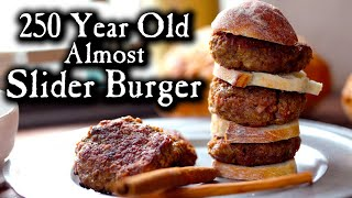 Fast Food In History - Meatball Slider, Ancestor To The Burger?