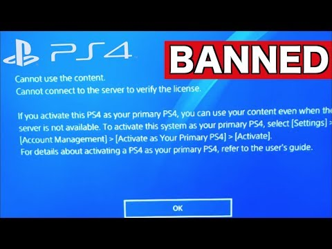 PS4 Gamer Gets BANNED And Loses All His Games!