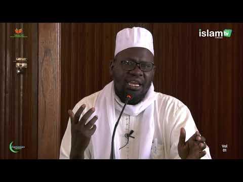 Conférence : le WAQF Islamique : Nécessité , Pertinence et forme vol (01) - Dr Alioune GUEYE HA