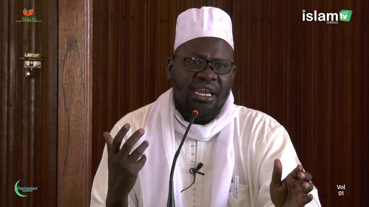 Conférence : le WAQF Islamique : Nécessité , Impertinence et forme vol (01) - Dr Alioune GUEYE HA