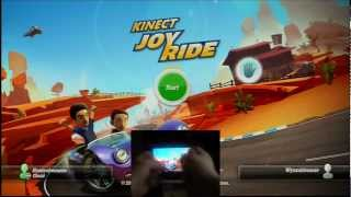Games or Kinect LIVE - Kinect Joy Ride