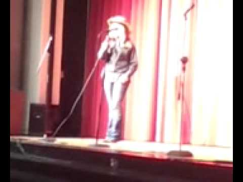 Lansing middle school talent show. kaylee teasdale