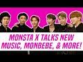 Monsta X Talks New Album, Monbebe, and More at NYC Jingle Ball